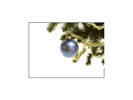ef66b23d6cf3d84 И вот она, нарядная, на праздник к нам пришла... Новогодняя елка ...