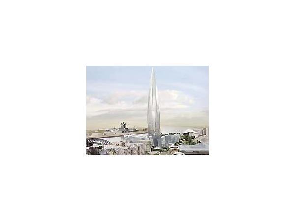 «Охта центр» одобрили в целом