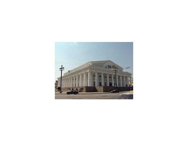 Биржа стартует как музей