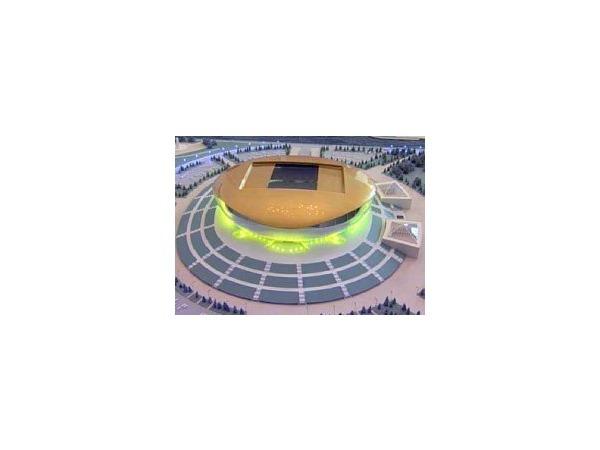 Петербургский  стадион имени  Дерипаски