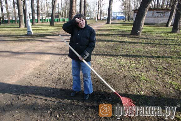 Садик Лопухиной на Петроградке