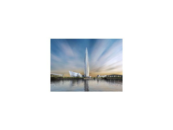 «Охта центр» будут строить арабы