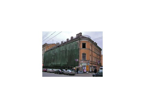 Дом купца Рогова мешает бизнес-центру