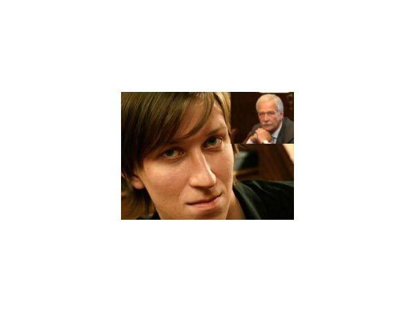 Грызлов-младший - беспартийный сын «Единой России»