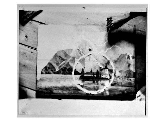 Зигмар Польке. Принадлежит Мари.1979