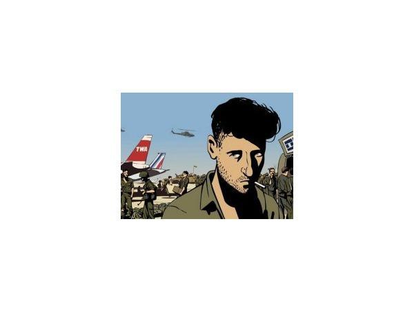 Израильский режиссер снял мультик про войну