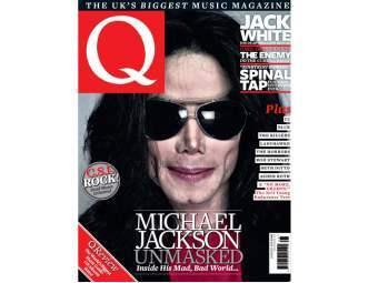 Обложка Q за июль 2009 года. Изображение с сайта журнала