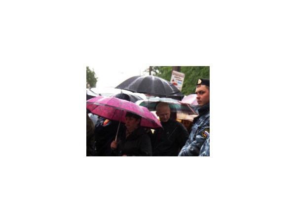 «Ленэкспо» выдержало натиск недовольных