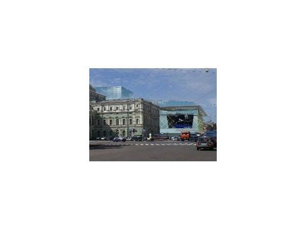 Борьба за лучший фасад Мариинки-2 началась снова