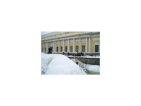 Город в снегу: это не стихия - это развал