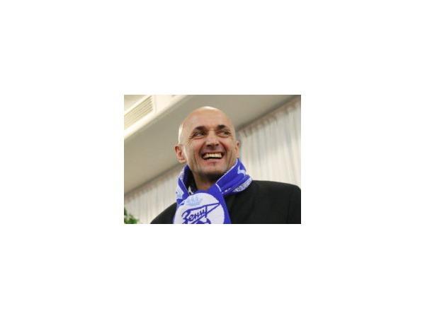 Спаллетти: Я горжусь быть тренером «Зенита»
