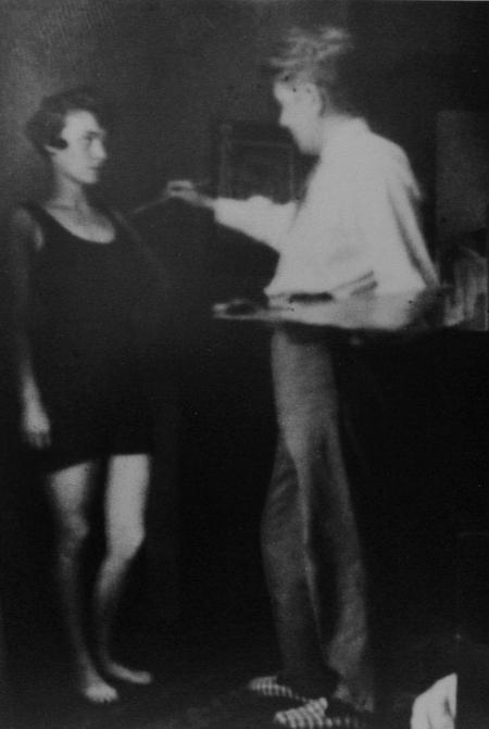 """Рене Магритт. """"Любовь"""" (1928)"""