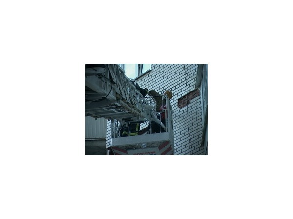 МЧС: Опасности для жильцов в доме на Косыгина нет