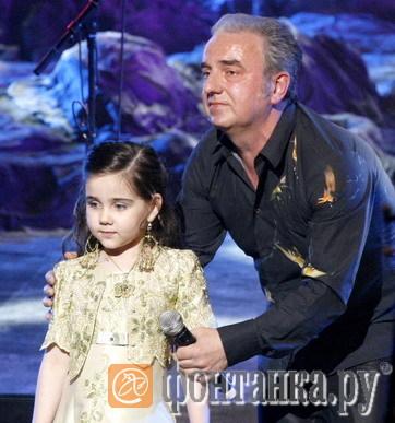 Аня Чжао и Владимир Шахрин