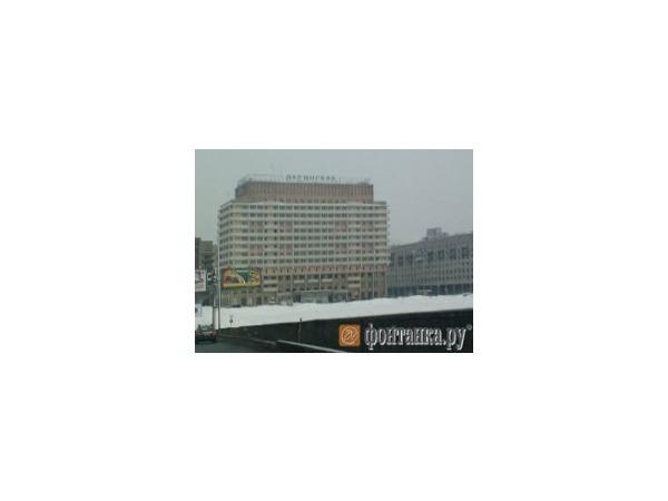 Очевидец: В Петербурге появилась гостиница «Путинская»