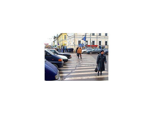 Пешеход остался главным. Но быть им опасно