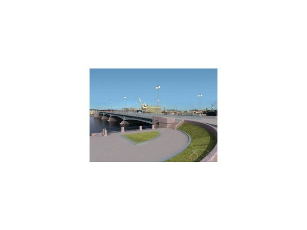 Ново-Адмиралтейский мост уперся в мнение горожан