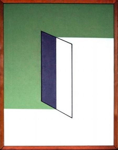 """Леонид Борисов """"Дверь"""" (1998)"""