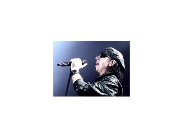 Scorpions начнут концертом в Петербурге прощальный тур