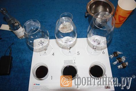 Три варианта бокалов для красного вина из коллекции RIEDEL