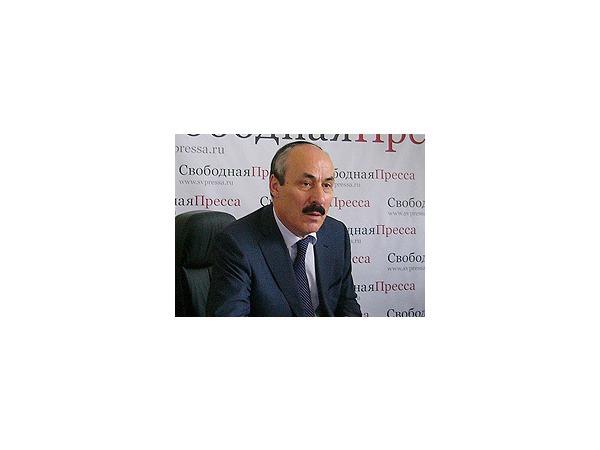 Рамазан Абдулатипов: хочу чтобы дагестанец чувствовал себя в России как на родине