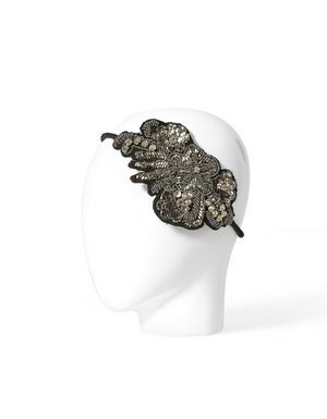Шляпка-ободок из коллекции Zara