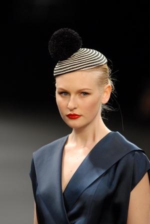 Шляпа из коллекции Лилии Киселенко
