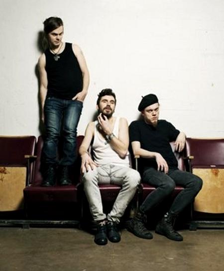 Финская группа Tundramatiks, которая будет выступать на одном концерте с петербургскими и петрозаводскими музыкантами