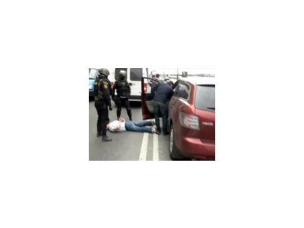 Стрельба в кафе на Васильевском: подозреваемые задержаны