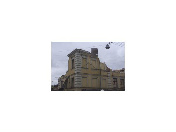 «Парадный квартал» оказался миной замедленного действия