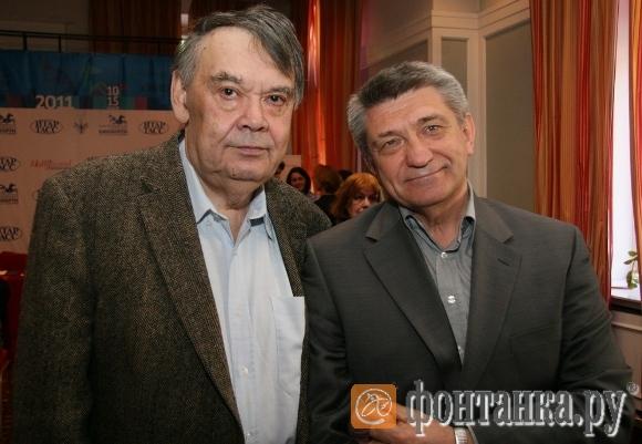Алексей Герман и Александр Сокуров