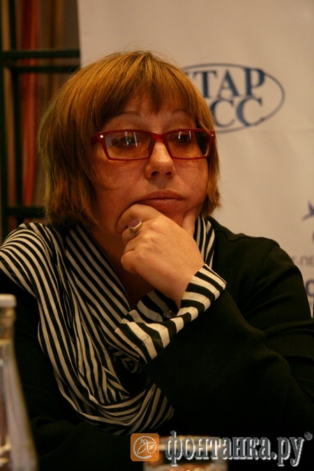 """Кинокритик, главный редактор журнала """"Сеанс"""" Любовь Аркус"""
