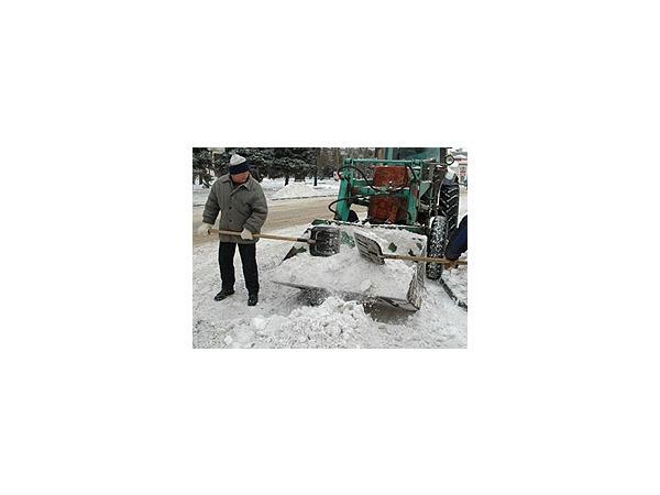 Снег без закона