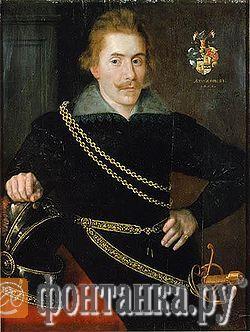 Якоб Делагарди (1583-1652) – инициатор строительства города на Неве.