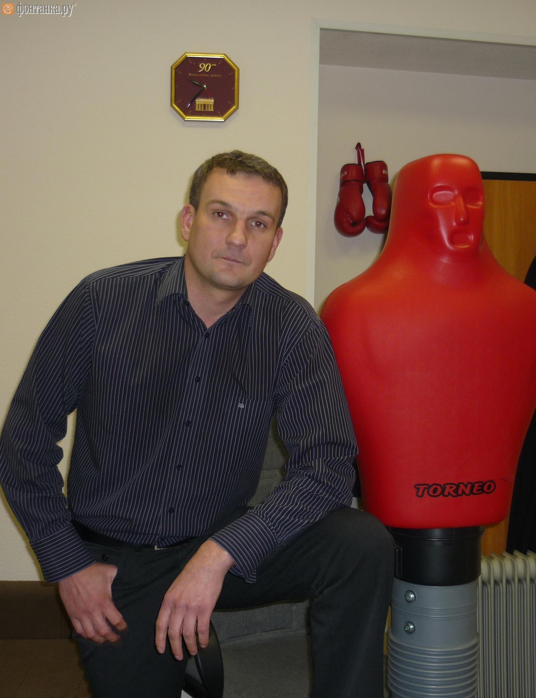 Виталий Барковский и его Алеша