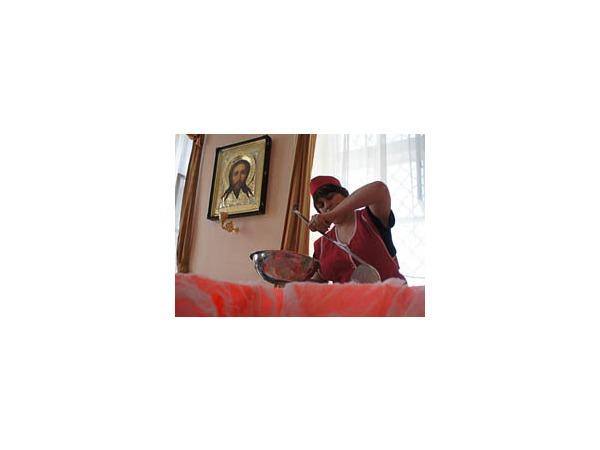 Петербург готовится к православной Пасхе