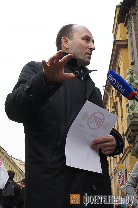 Писатель Николай Стариков