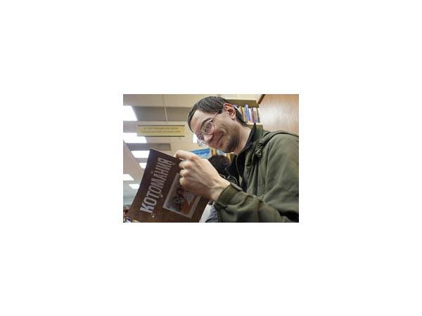 В Петербурге проходит первая «Библионочь»