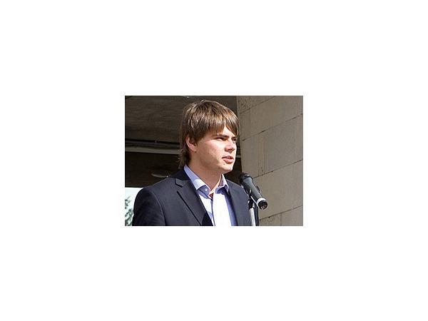 Сын Д'Артаньяна стал советником Полтавченко