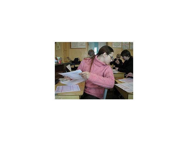 Петербургские школьники определились  с ЕГЭ