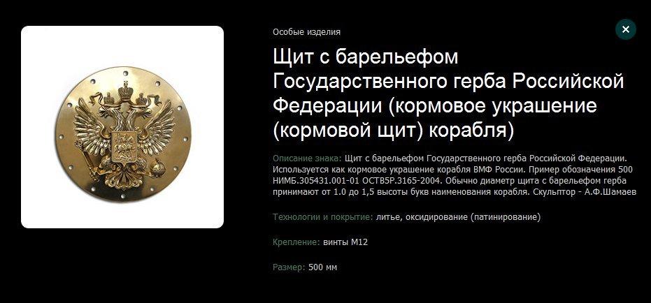 из католога изделий Федоровского завода