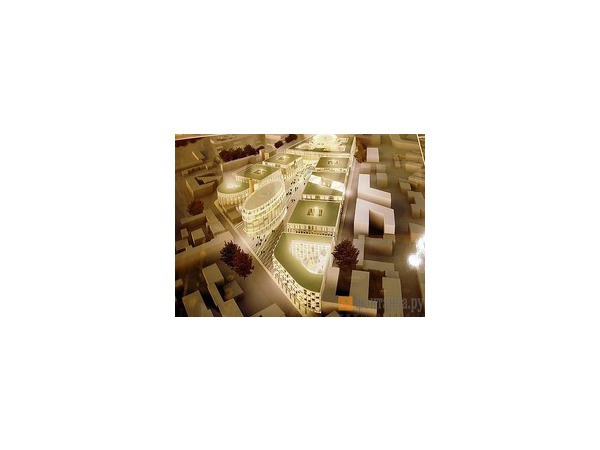 Здание жилкома продадут ради доли в «Невской ратуше»