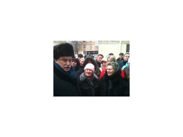 Полтавченко увидел на крышах классовых врагов
