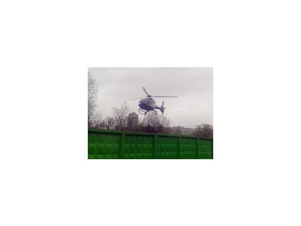 Реновация вертолетами