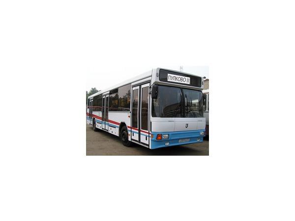 До Пулково поедем по автобусной «выделенке»