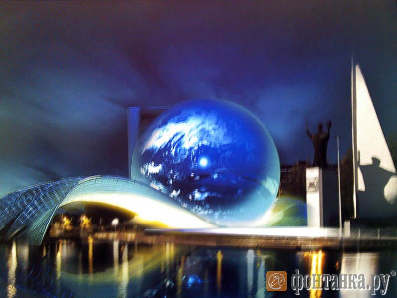 Проект мирового музея океана в Калининграде