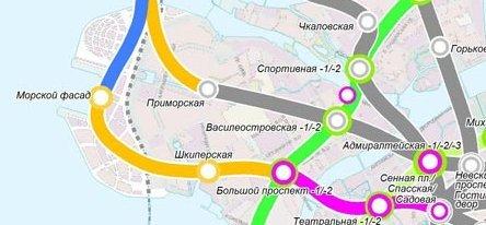 www.metro.spb.ru