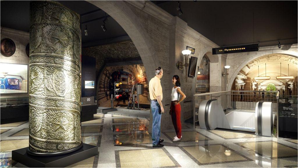 название музей метро на приморской фото целеустремленный
