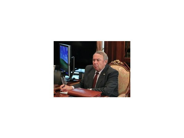 Владимир Фортов, фото пресс-службы президента РАН