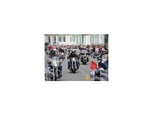 Санкт-Петербург готовится к проведению фестиваля Harley Days